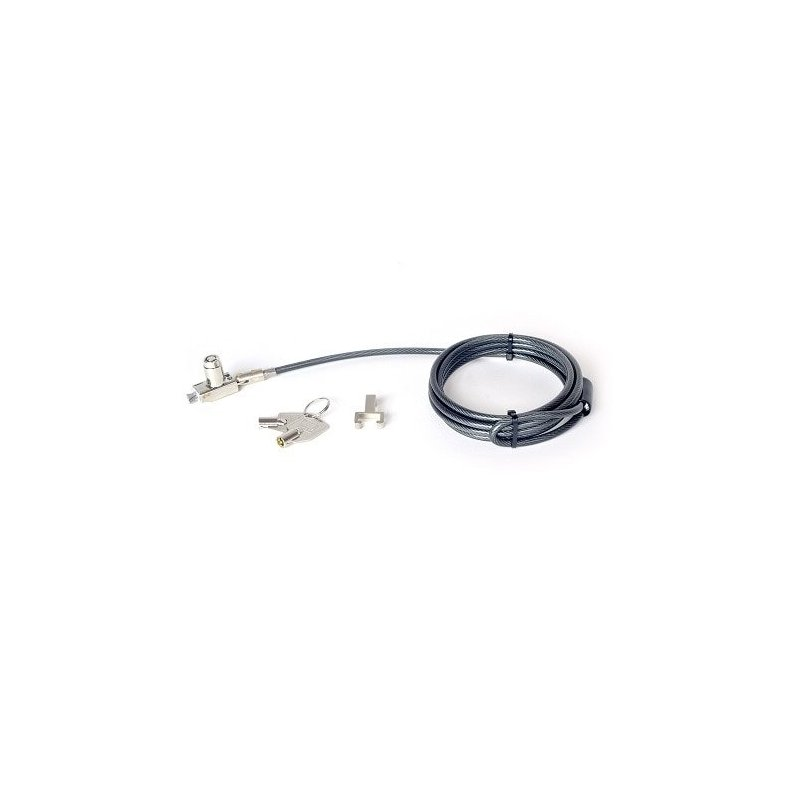 DELL 1DJXC cable antirrobo Negro