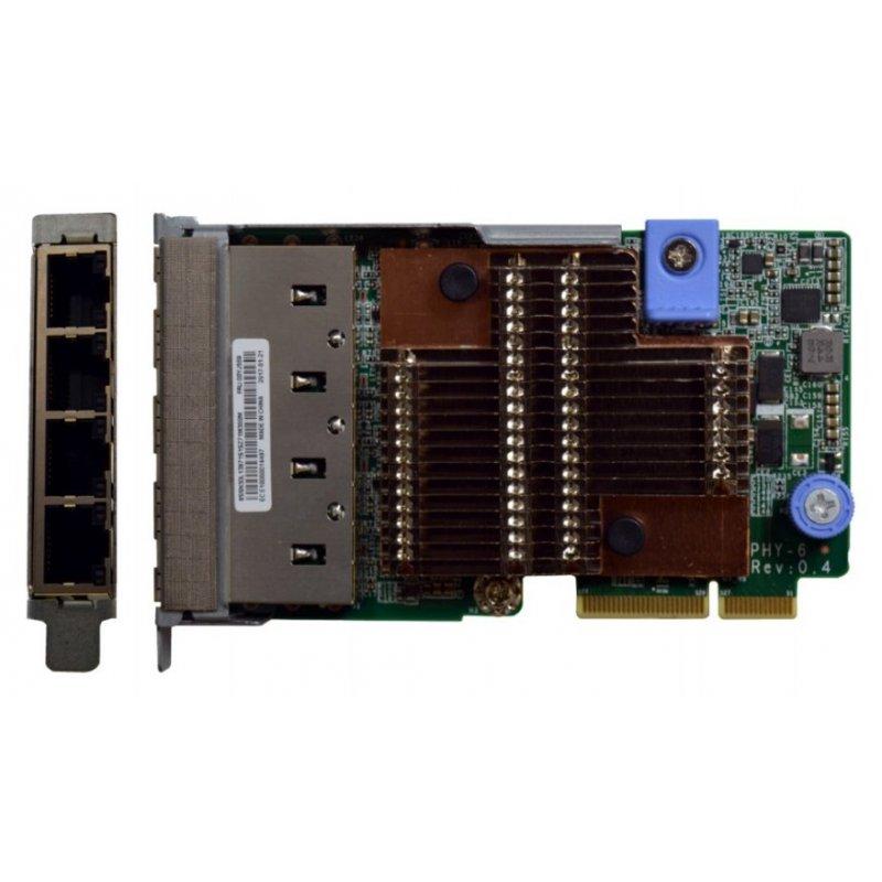 Lenovo 7ZT7A00547 adaptador y tarjeta de red Fibra 10000 Mbit s Interno