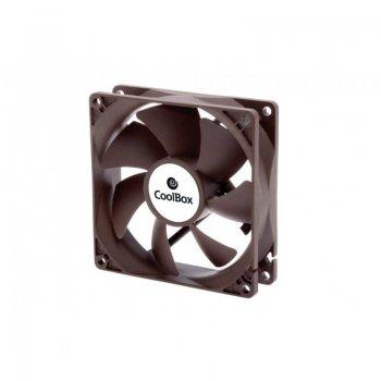 CoolBox COO-VAU080-3 ventilador de PC Carcasa del ordenador