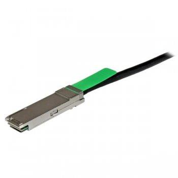 StarTech.com Cable de 2m QSFP+ Direct-Attach Twinax MSA - 40 GbE