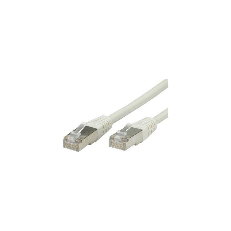 ITB 20m, RJ-45 M RJ-45 M cable de red Gris