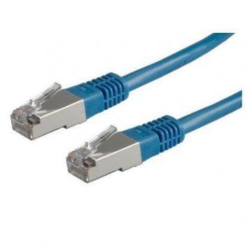 Nilox 0.5m UTP Cat5e cable de red 0,5 m U UTP (UTP) Azul