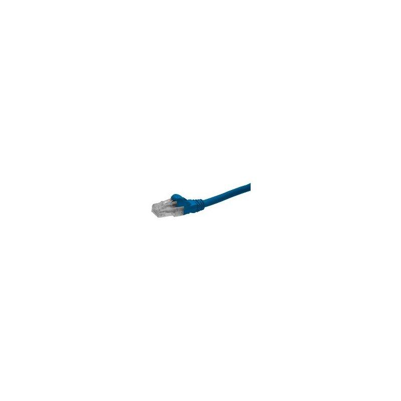 APC DCEPCURJ02BLM cable de red 2 m Cat5e U UTP (UTP) Azul