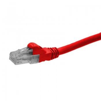 APC DCEPCURJ03RDM cable de red 3 m Cat5e U UTP (UTP) Rojo