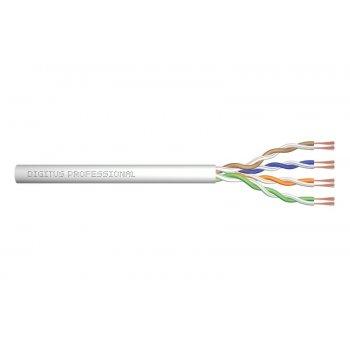 Digitus DK-1511-P-1-1 cable de red 100 m Cat5e U UTP (UTP) Gris