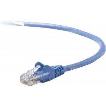 Belkin 2m Cat5e STP cable de red U FTP (STP) Azul