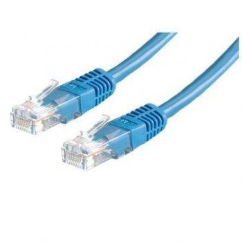 Nilox 3.0m Cat5e UTP cable de red 3 m U UTP (UTP) Azul