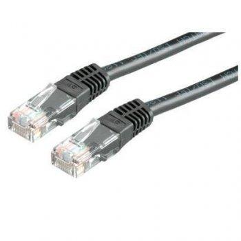 Nilox 5.0m Cat5e UTP cable de red 5 m U UTP (UTP) Negro