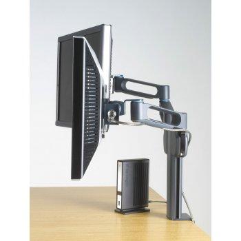 Kensington Brazo doble SmartFit™ para monitor