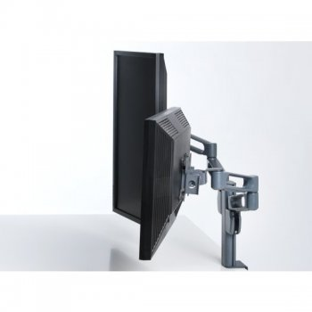 "Kensington K60273WW soporte de mesa para pantalla plana 61 cm (24"") Abrazadera Titanio"