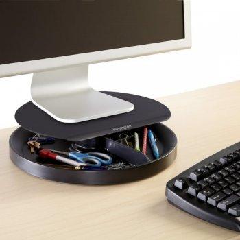 Kensington K52787WW soporte de mesa para pantalla plana Independiente Negro