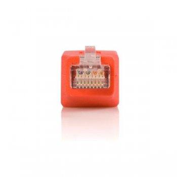 StarTech.com Adaptador de Cable de Red Ethernet Cat6 Directo Recto Straight a Cruzado Crossover UTP Patch RJ45