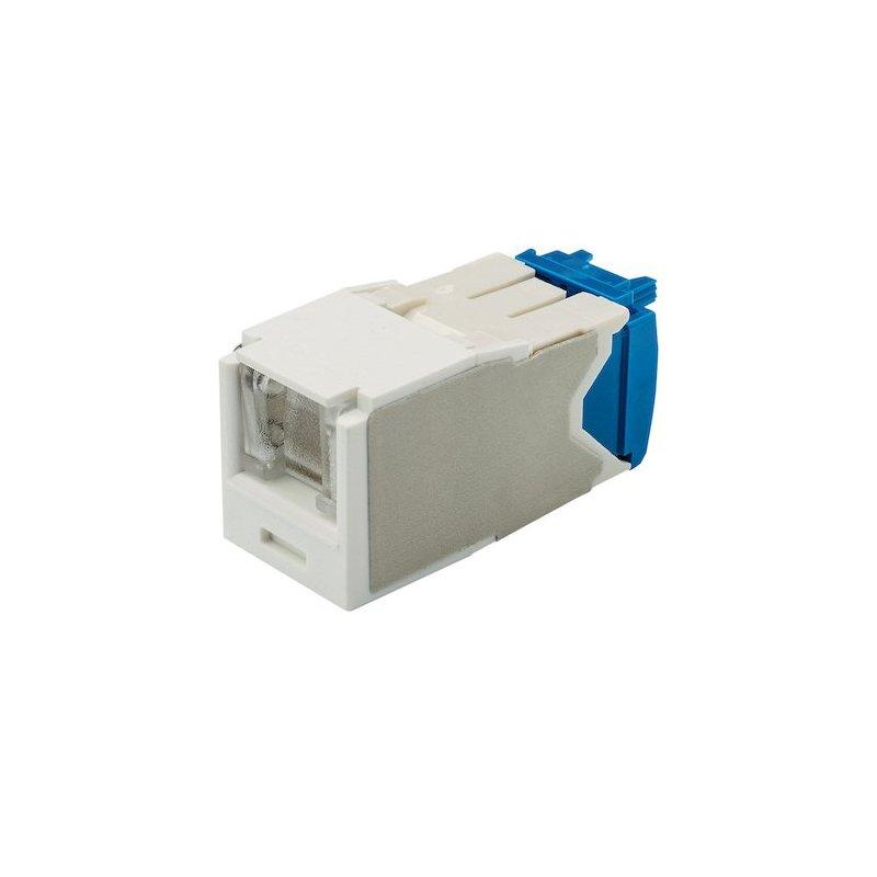Panduit CJH6X88TGAW conector RJ-45 Azul