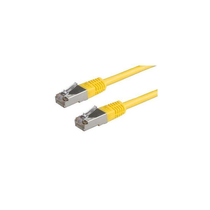 Nilox 0.5m UTP Cat6 cable de red 0,5 m U UTP (UTP) Amarillo