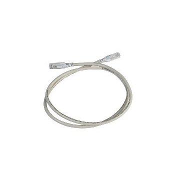 APC DC6PCURJ01GYM cable de red 1 m Cat6 U UTP (UTP) Gris