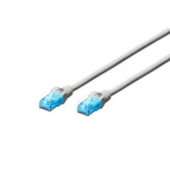 Digitus Cat5e, 0.5m cable de red 0,5 m U UTP (UTP)