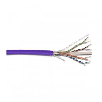 Digitus DK-1613-VH-305 cable de red 305 m Cat6 U UTP (UTP) Púrpura