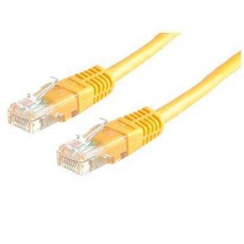 Nilox 5m Cat6 UTP cable de red U UTP (UTP) Amarillo
