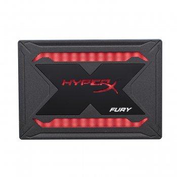 """HyperX FURY RGB unidad de estado sólido 2.5"""" 240 GB Serial ATA III"""