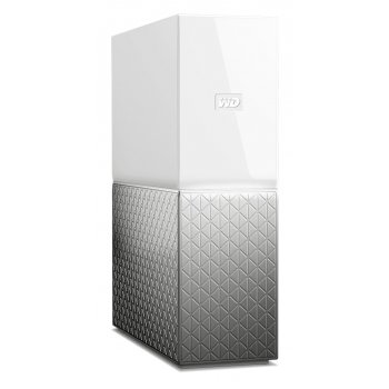 Western Digital My Cloud Home dispositivo de almacenamiento personal en la nube 6 TB Ethernet Gris