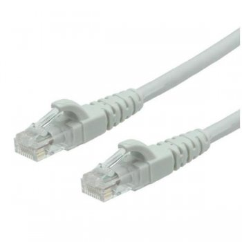 Nilox 5.0m Cat6 UTP cable de red 7 m U UTP (UTP) Gris