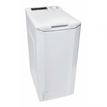 Candy CVST G372DM-S lavadora Independiente Carga superior Blanco 7 kg 1200 RPM A+++