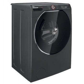 Hoover AWMPD413LH7R 1-S lavadora Independiente Carga frontal Antracita 13 kg 1400 RPM A+++