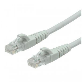 Nilox 3.0m Cat6 UTP cable de red 3 m U UTP (UTP) Gris