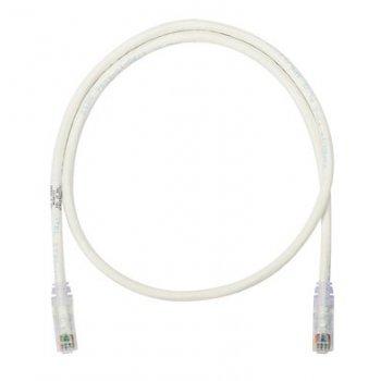 Panduit 2m Cat6a F UTP cable de red F UTP (FTP) Blanco