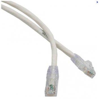 Panduit NetKey, Cat6, 10m cable de red U UTP (UTP) Blanco