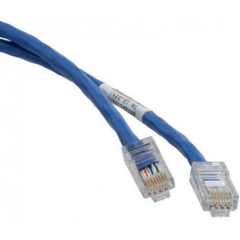 Panduit NetKey, Cat6, 3m cable de red U UTP (UTP) Azul