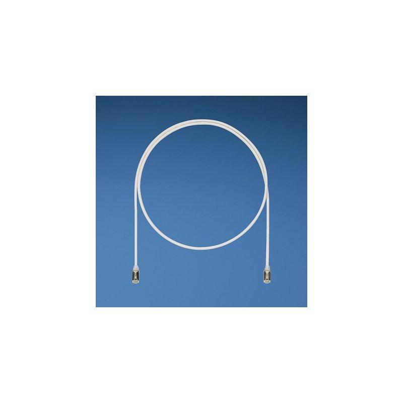 Panduit STP28X2MIG cable de red 2 m Cat6a F UTP (FTP) Gris