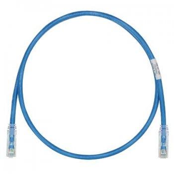 Panduit UTP, Cat6, 3m cable de red U UTP (UTP) Azul
