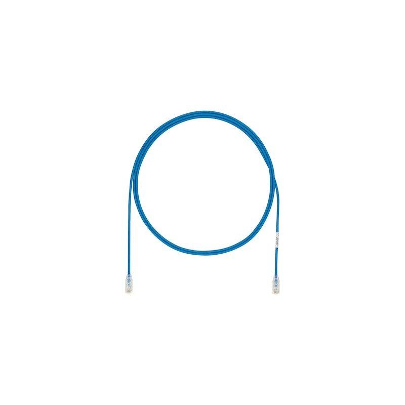 Panduit UTP28X3M cable de red 3 m Cat6a U UTP (UTP) Azul