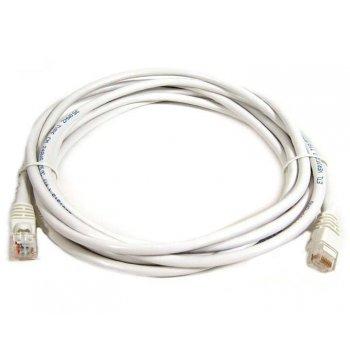 Panduit 5m, Cat6 UTP cable de red Blanco