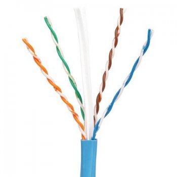 Panduit 305m Cat6 cable de red U UTP (UTP) Azul