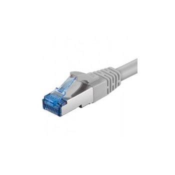 Digitus 1m Cat6a S FTP cable de red S FTP (S-STP) Gris