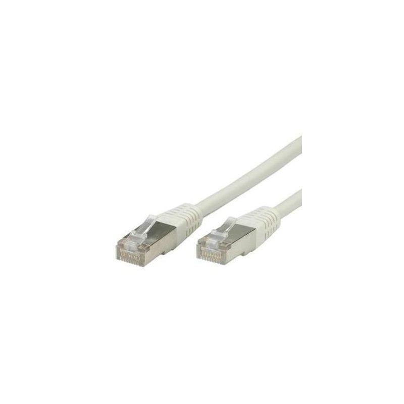 Nilox 5m Cat5e S FTP cable de red Cat6e SF UTP (S-FTP) Gris
