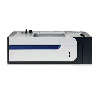 HP LaserJet Bandeja de papel de soporte pesado de 500 hojas Color
