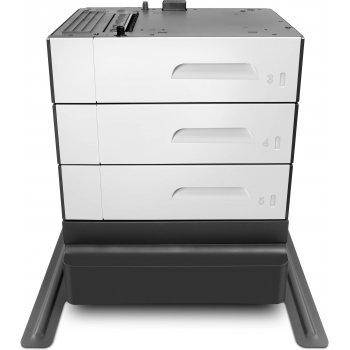 HP Soporte y bandeja de papel para PageWide Enterprise, 3x500