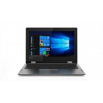 "Lenovo Yoga 330 Gris Híbrido (2-en-1) 29,5 cm (11.6"") 1366 x 768 Pixeles Pantalla táctil Intel® Celeron® N4000 4 GB DDR4-SDRAM"