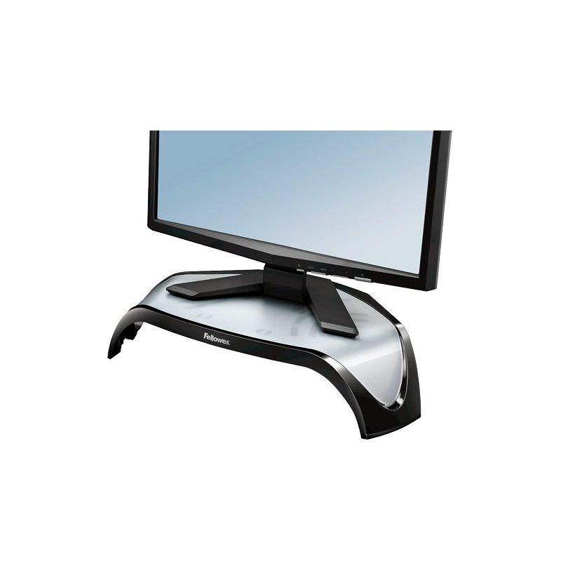 """Fellowes 8020101 soporte de mesa para pantalla plana 53,3 cm (21"""") Negro"""