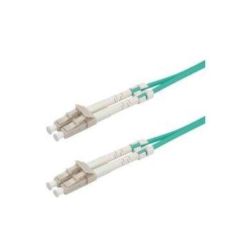 Nilox 3m LC LC cable de fibra optica Turquesa