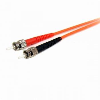 StarTech.com Cable Patch de Fibra Duplex Multimodo 62,5 125 1m LC - ST