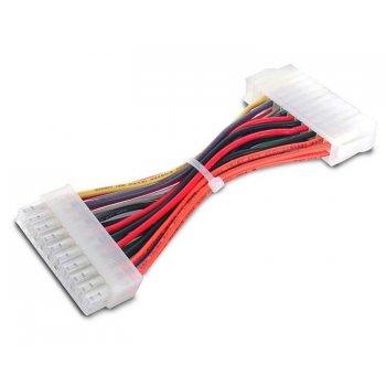 StarTech.com Cable Adaptador de Alimentación ATX de Placa Base de 20 a 24 Pines 6 pulgadas - M H