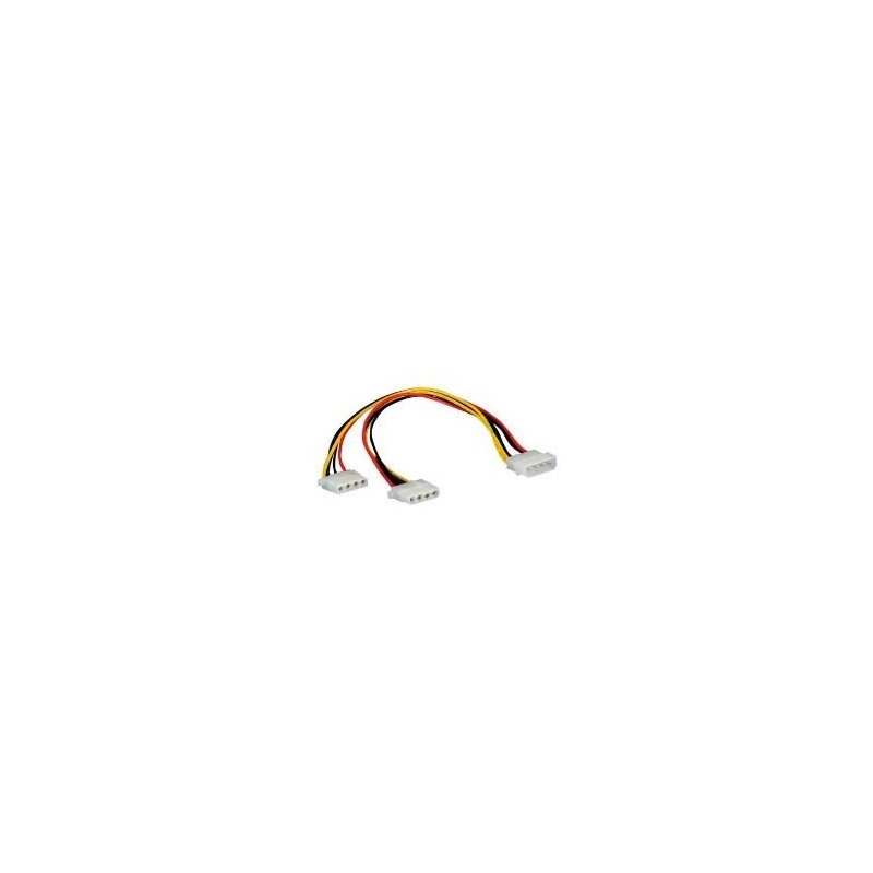 Nilox NX090305105 cable de alimentación interna 0,3 m