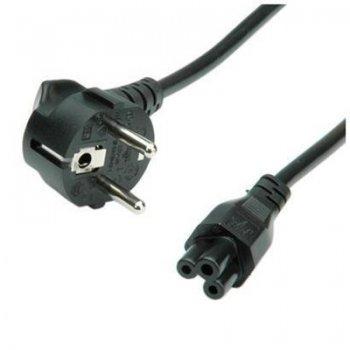 Nilox NX090402105 cable de transmisión Negro 1,8 m CEE7 4 C5 acoplador