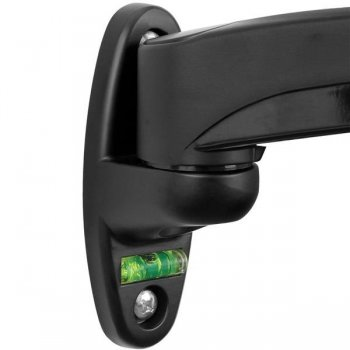 """StarTech.com ARMPIVWALL soporte de pared para pantalla plana 76,2 cm (30"""") Negro"""