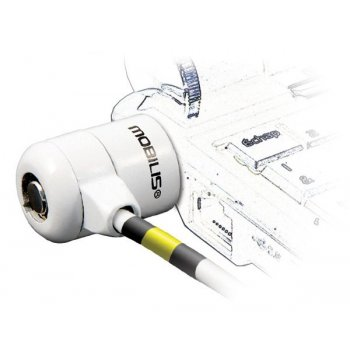 Mobilis Corporate Key cable antirrobo Blanco 1,8 m