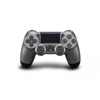 Sony DualShock 4 Gamepad PlayStation 4 Analógico Digital Bluetooth Negro, Metálico